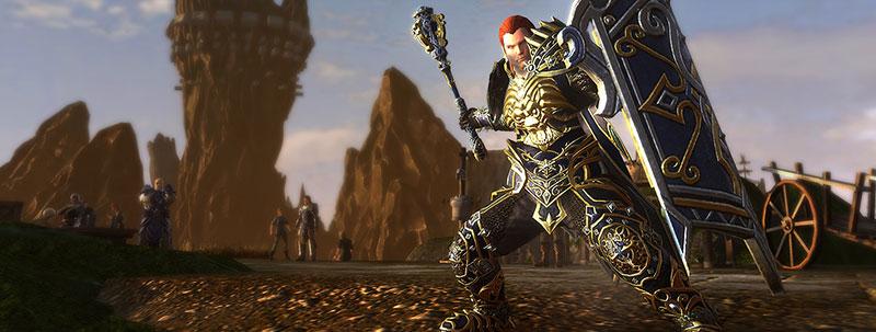 Neverwinter: Elemental Evil bringt Levelcap 70 und den Eidgebundenen Paladin