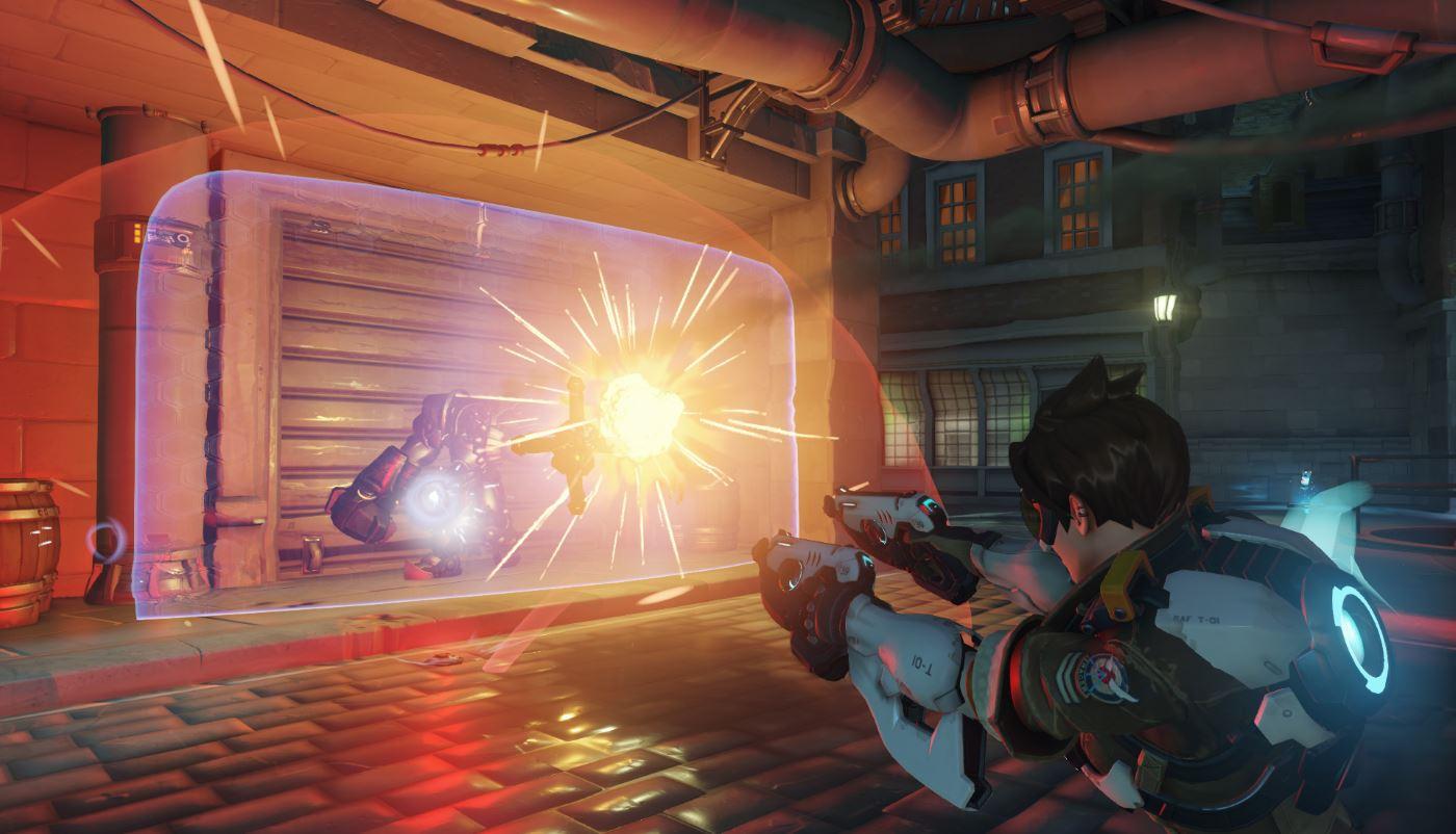 Overwatch: Gameplay mit Tracer – die gute Laune Bombe