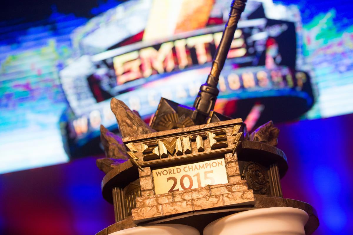 SMITE: WM-Sieger um 1,3 Millionen reicher, Finale im Video; Patch bringt neuen Gott!