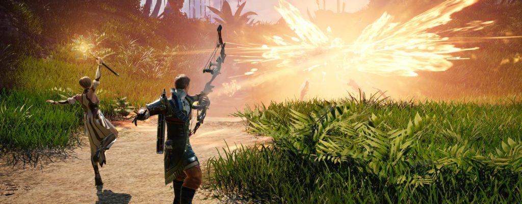 Skyforge: Gameplay-Eindrücke stimmen positiv