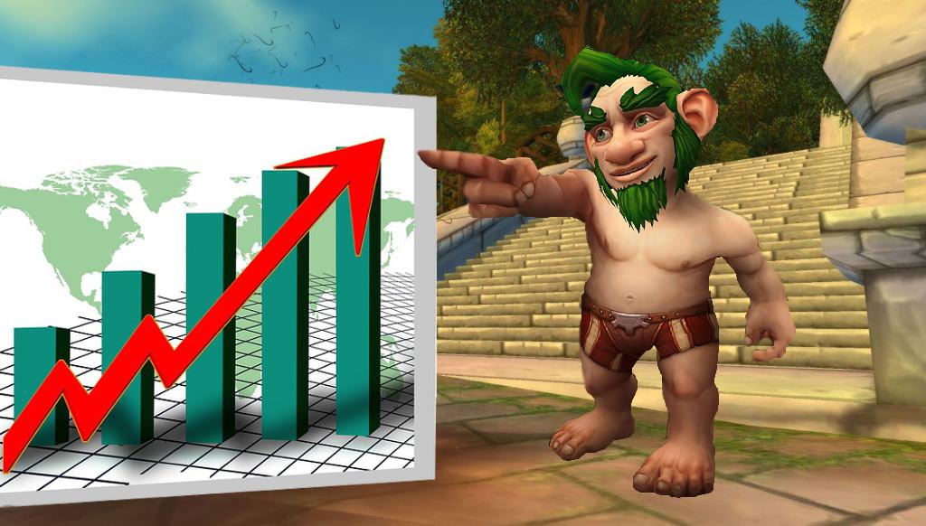 Spielerzahlen bei MMOs: Gefragt, geschönt, verschwiegen