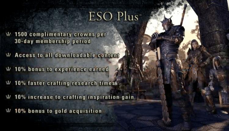 The Elder Scrolls Online: Was ist drin im Cash-Shop? Schwebt TESO in Buy2Win-Gefahr?