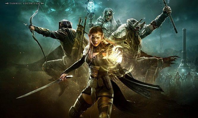 The Elder Scrolls Online ist Buy2Play – paar Stunden früher als gedacht