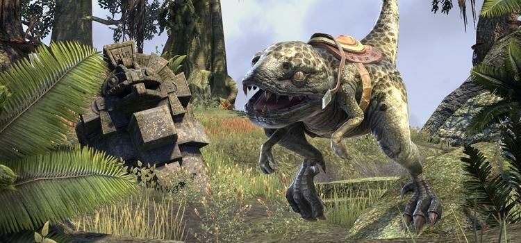 The Elder Scrolls Online: Was gibt's alles im Kronen-Store? Seht selbst
