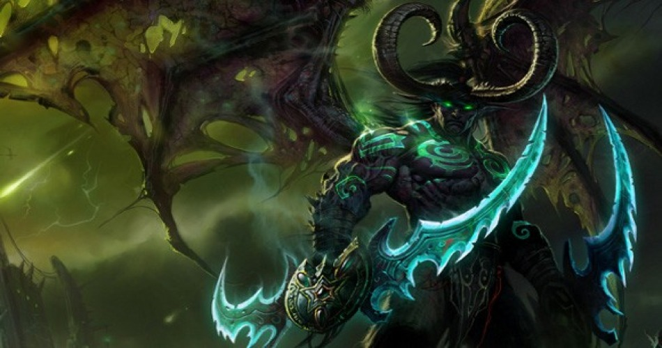 WoW-Illidan