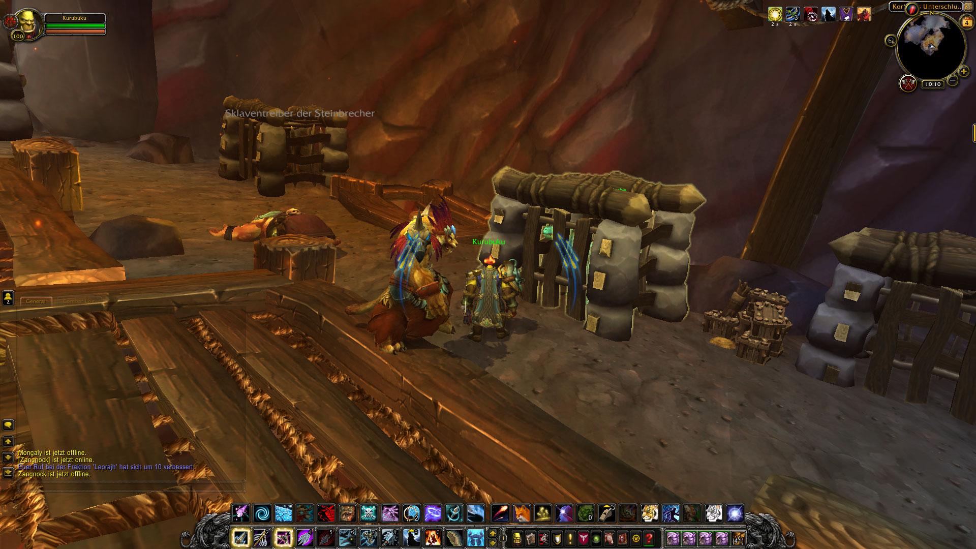 World of Warcraft: Picker, der Majestätische – so kriegt Ihr den türkisfarbenen Raptor für Eure Garnison