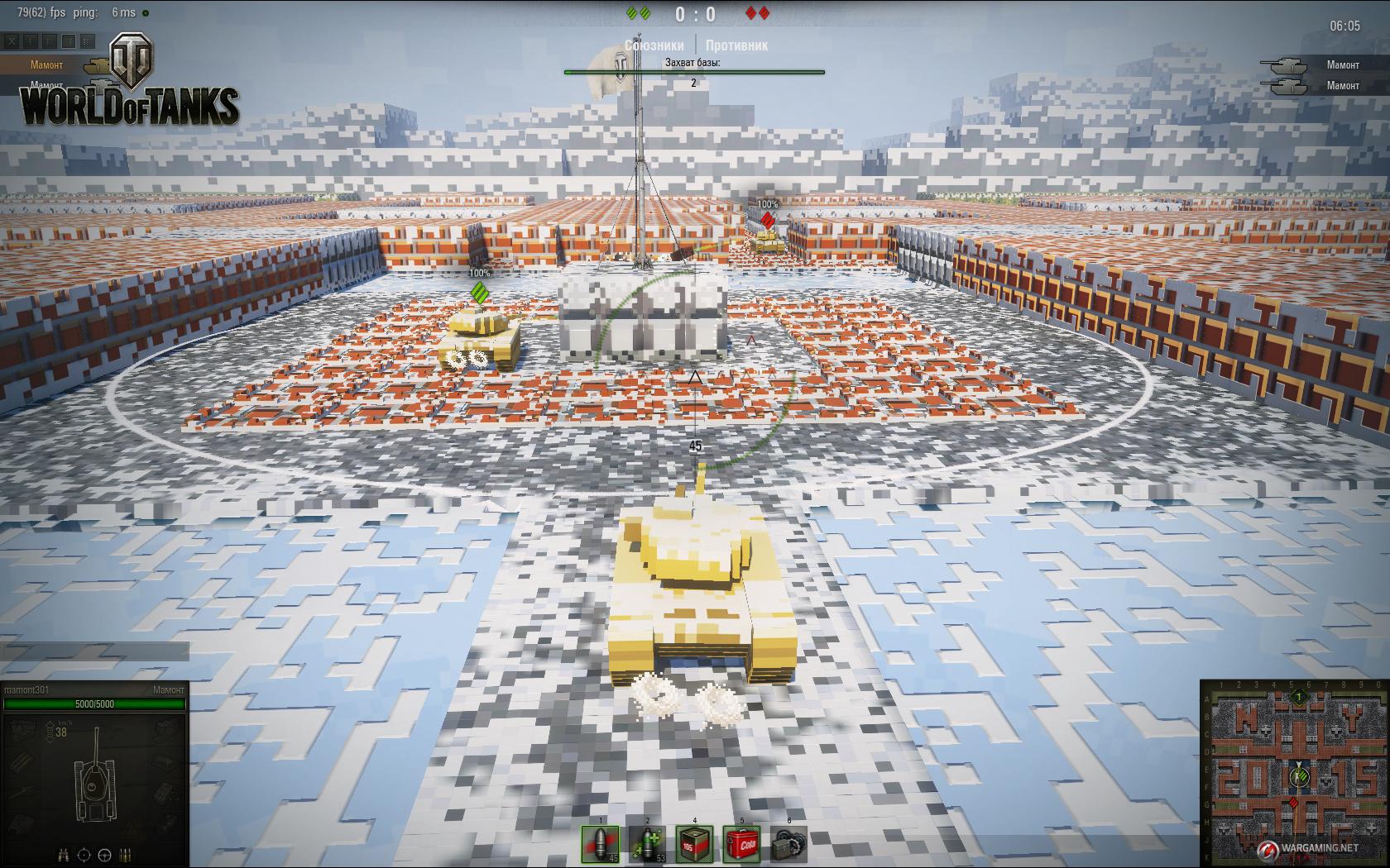 World of Tanks: Die Pixelpanzer sind da