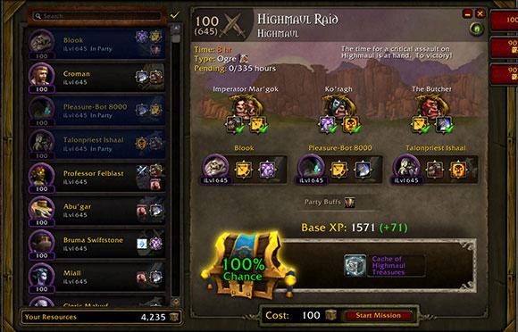 World of Warcraft: So holen Euch Eure Anhänger alle 2 Wochen fette Raid-Beute bis iLvl685