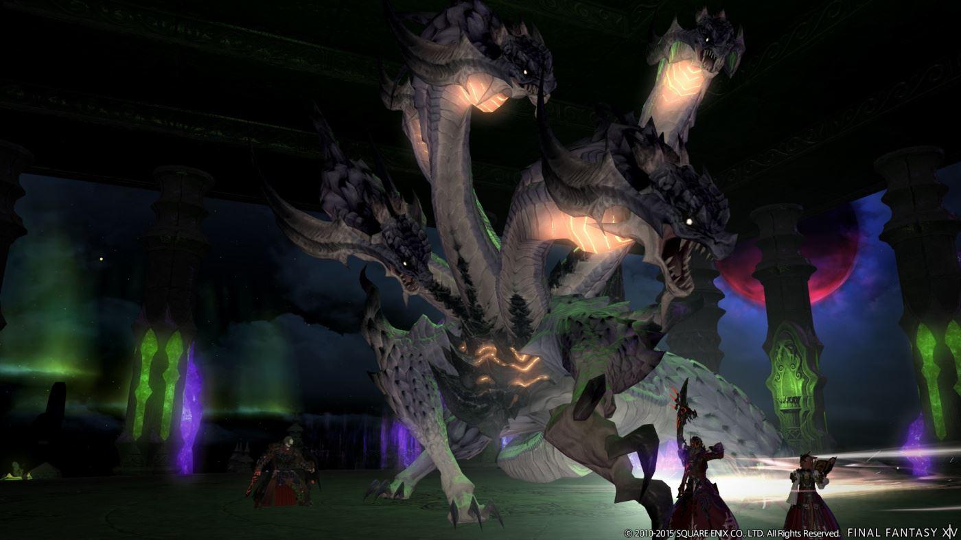 FINAL FANTASY XIV: A Realm Reborn am Wochenende kostenlos spielen!