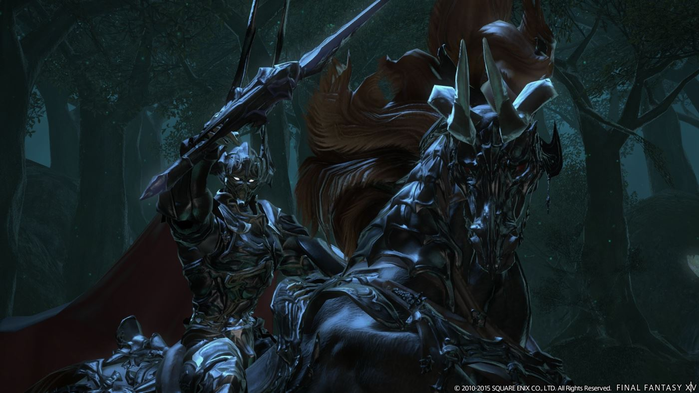 Final Fantasy XIV: Patch 2.5 Before the Fall jetzt live