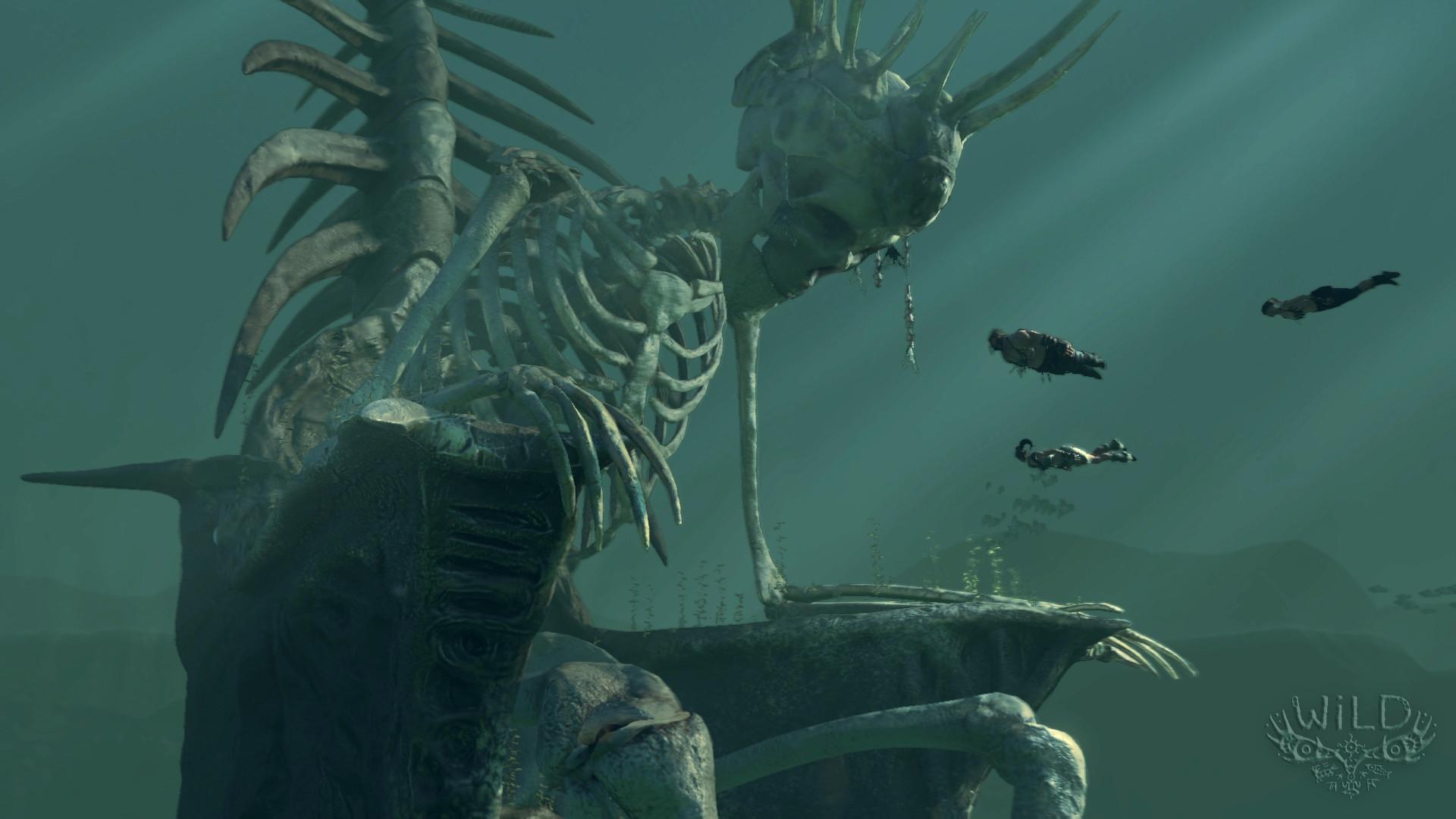 WiLD.: Neue Screens vom PS4-MMO mit dem ungewöhnlichen Ansatz