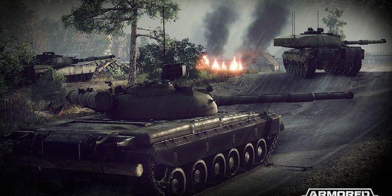 Armored Warfare: Obsidian baut für Mail.ru ein modernes World of Tanks