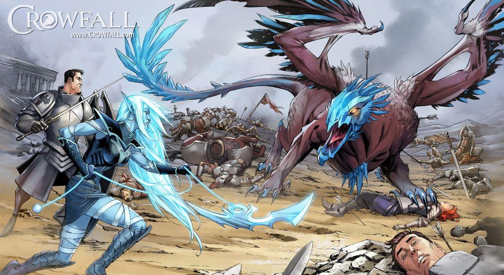 Crowfall: Ein MMO für Game of Thrones Fans?