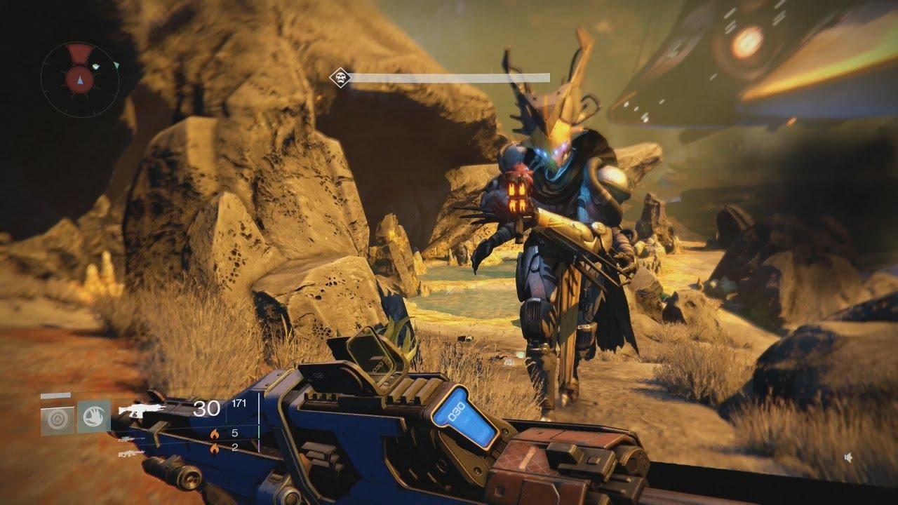 """Destiny: Änderungen am aktuellen Dämmerungs-Strike """"Wintersturm"""" sind ein Versehen"""