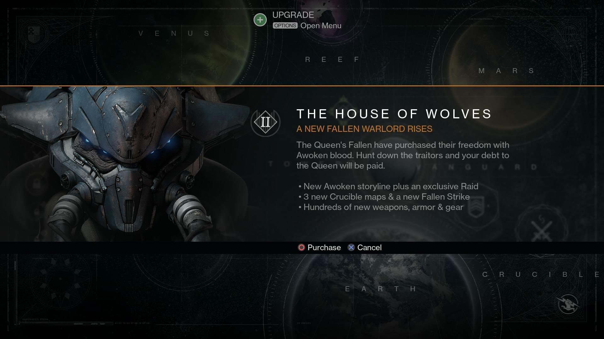 """Destiny: Nächster DLC """"Haus der Wölfe"""" geleaket? Knapp 30 Ingame-Bilder der neuen Waffen und Rüstungen"""