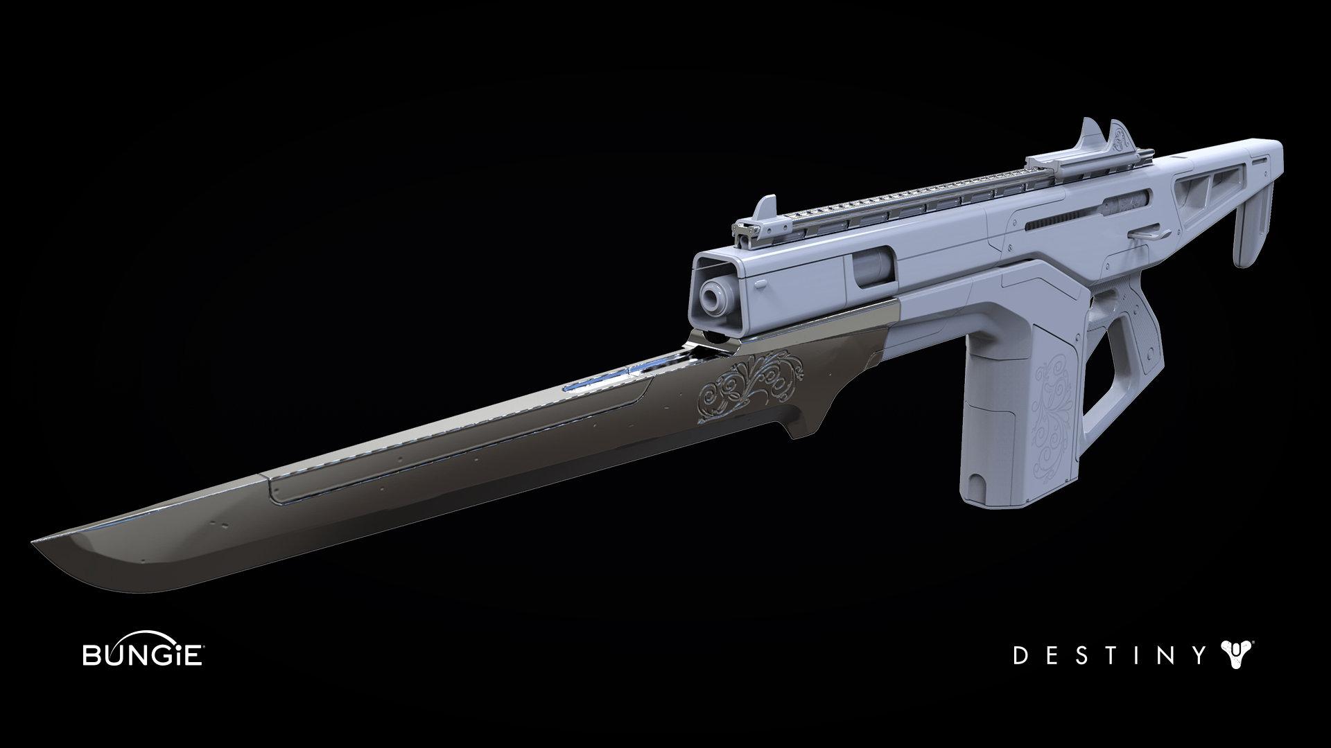 Destiny: Monte Carlo in Jahr 3 – Ein Automatikgewehr für den Nahkampf