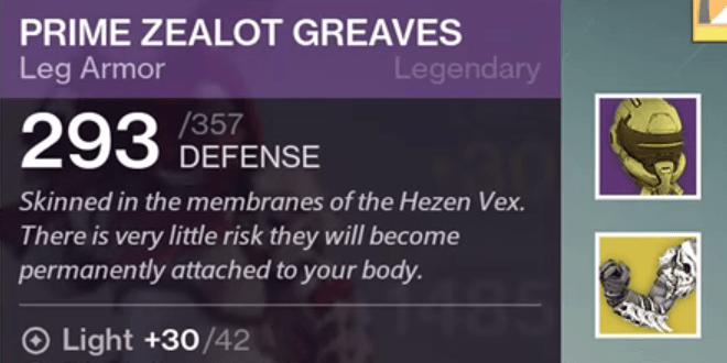 Destiny: Alte Raidrüstung mit 42 Licht? Trials of Osiris-Sparrow? Wieder Bungiemitarbeiter gesichtet
