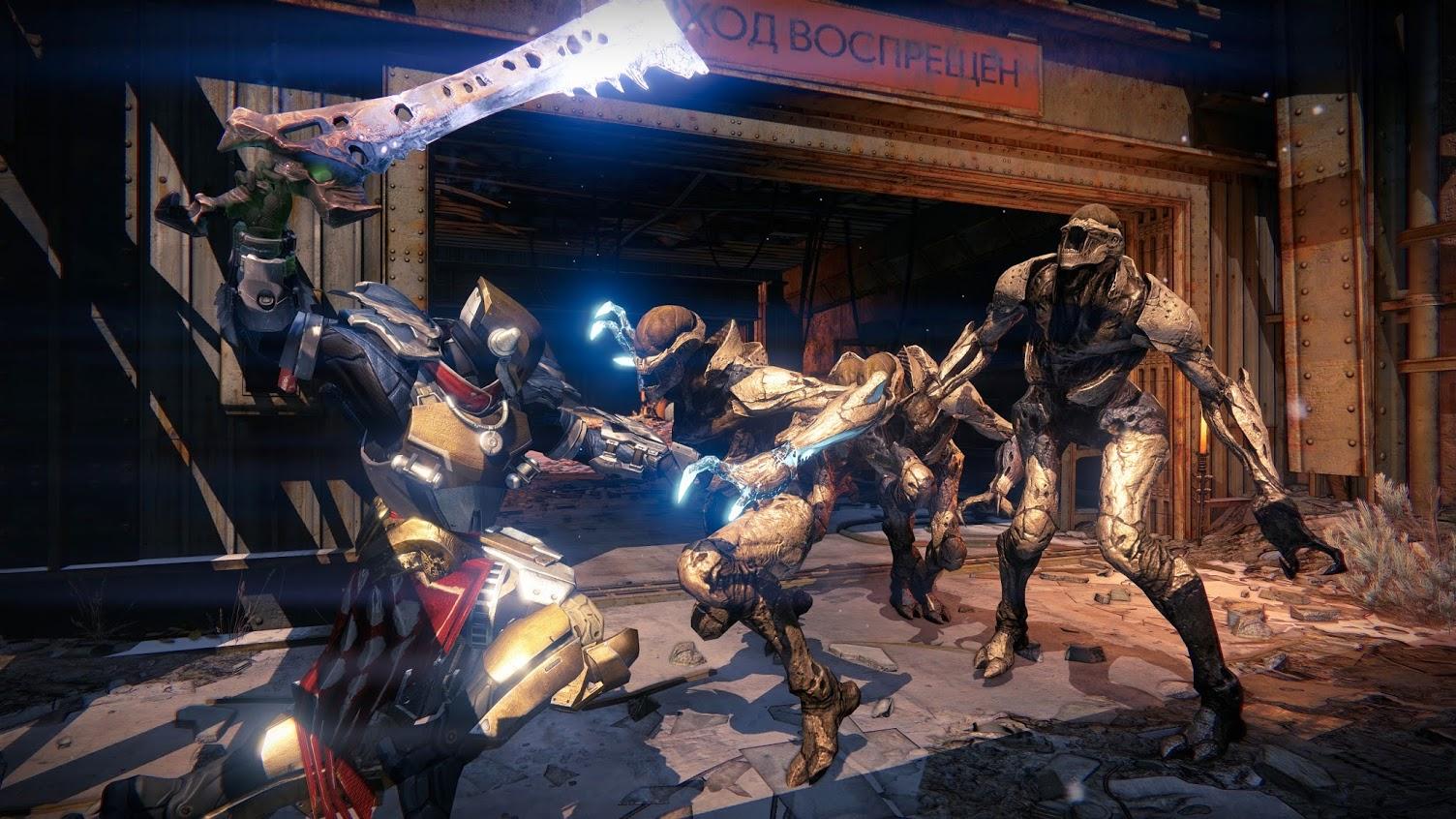 Destiny: Lootcave für ganz Faule – Unendlich viele, harmlose Leibeigene