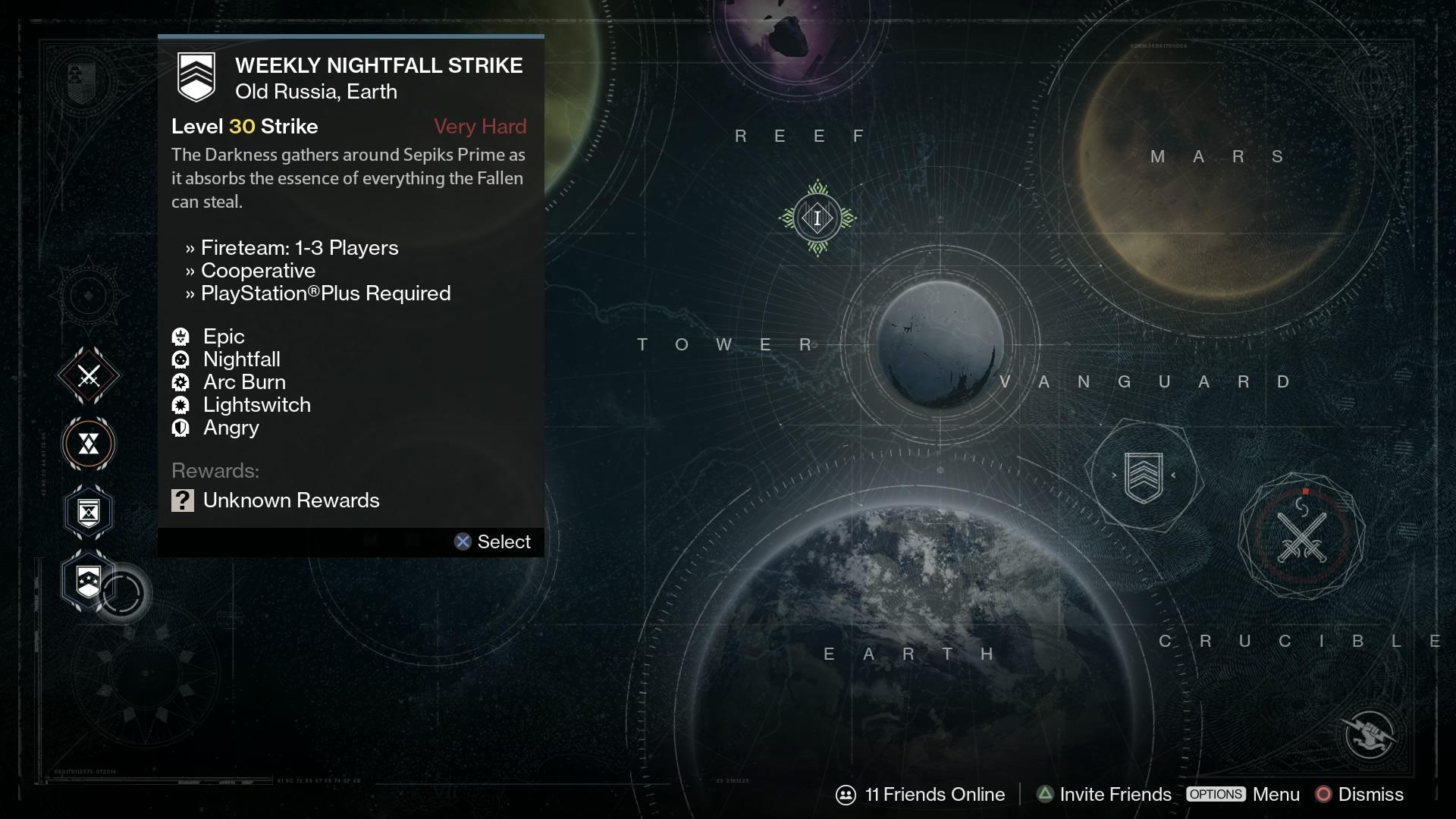 Destiny: Wöchentlicher Dämmerungsstrike am 3. März führt in Höhle der Teufel