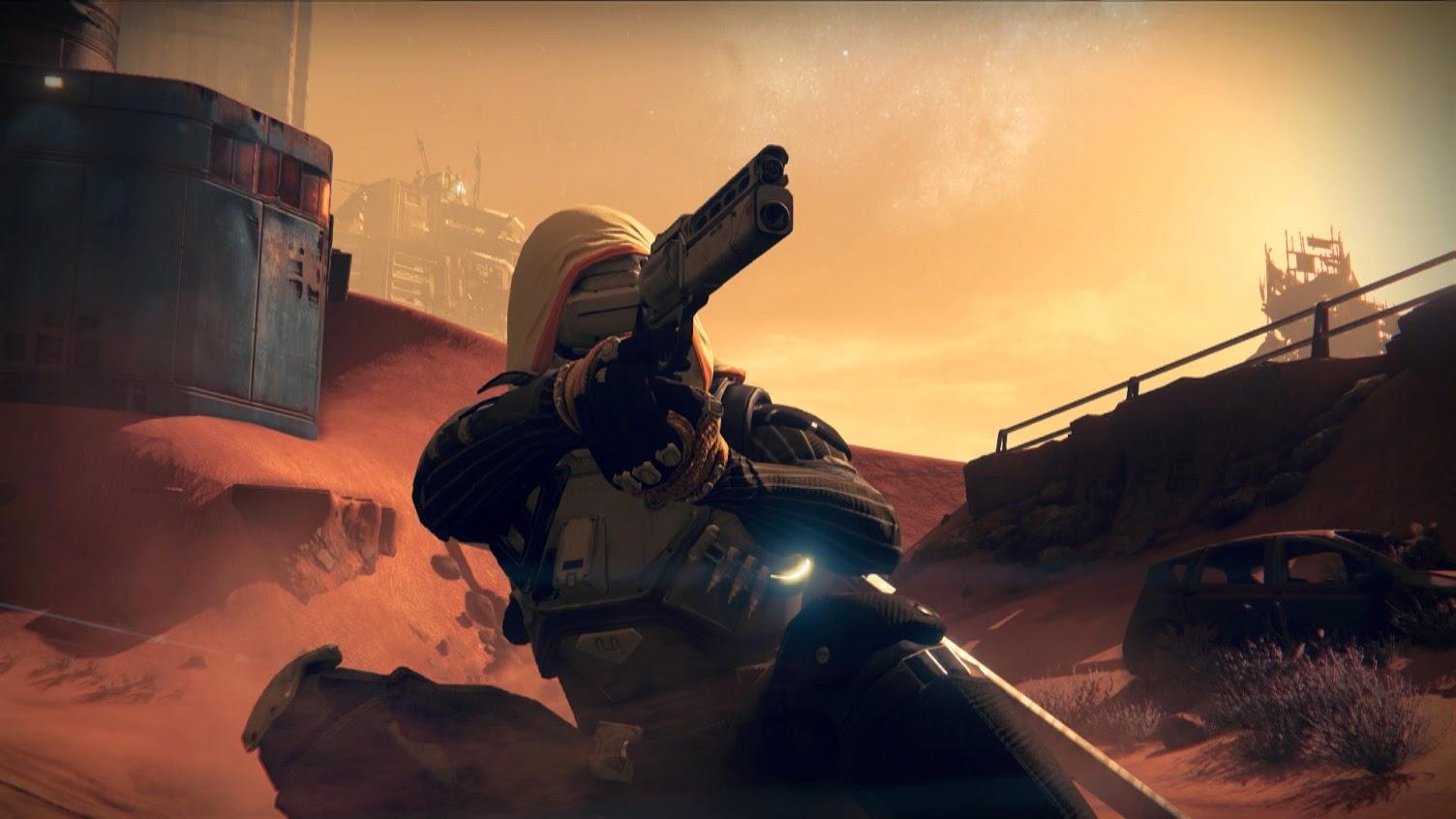 Destiny gewinnt Actionspiel des Jahres, hat 16 Mio Accounts, fesselt drei Stunden täglich