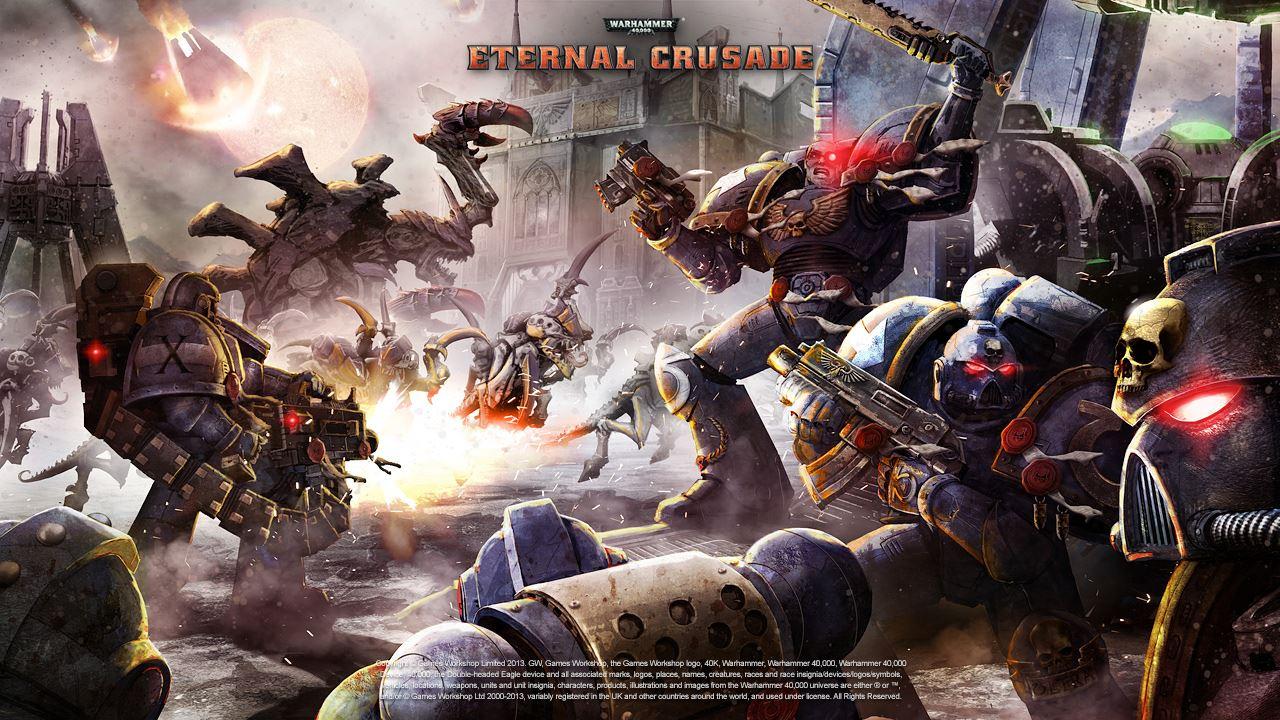 Eternal Crusade hat ein Releasedatum