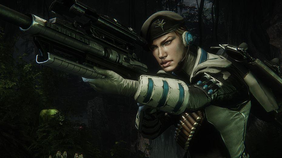 Evolve: Neuer, kostenloser Charakter – Rogue Val!