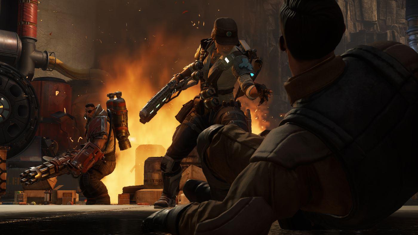 Evolve: PC-Patch ist jetzt live, Balance-Patch kommt erst später
