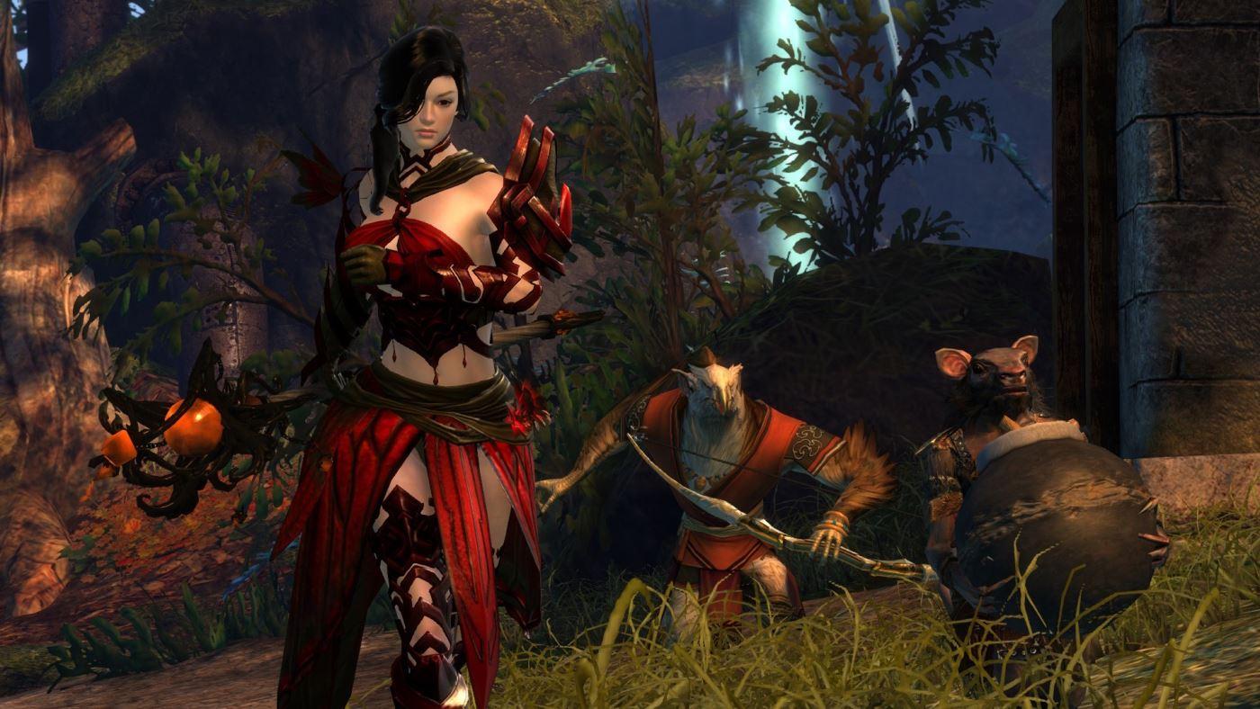 Guild Wars 2 kostenlos spielen: Grundspiel ist Free2Play – ab jetzt