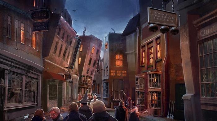 Harry Potter MMORPG in der Entwicklung: Quidditch, Duelle und ganz viel Zauberei