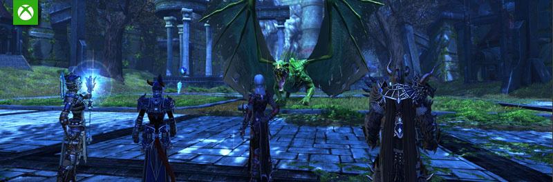 Neverwinter: Free2Play-MMO startet am 31. März auf der XBox One mit 7 Klassen