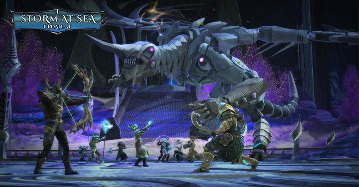 Rift: Robo-Drachen und Mechs – der Raid Tyrannenschmiede ist offen