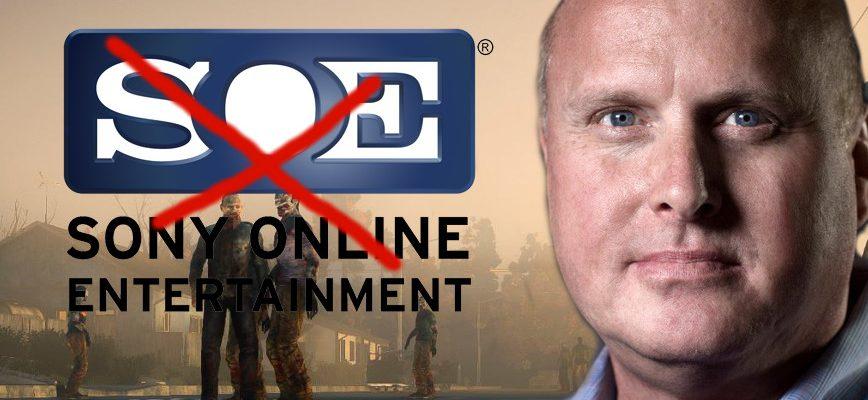 Sony verkauft SOE, das MMO-Studio hinter H1Z1 und Everquest