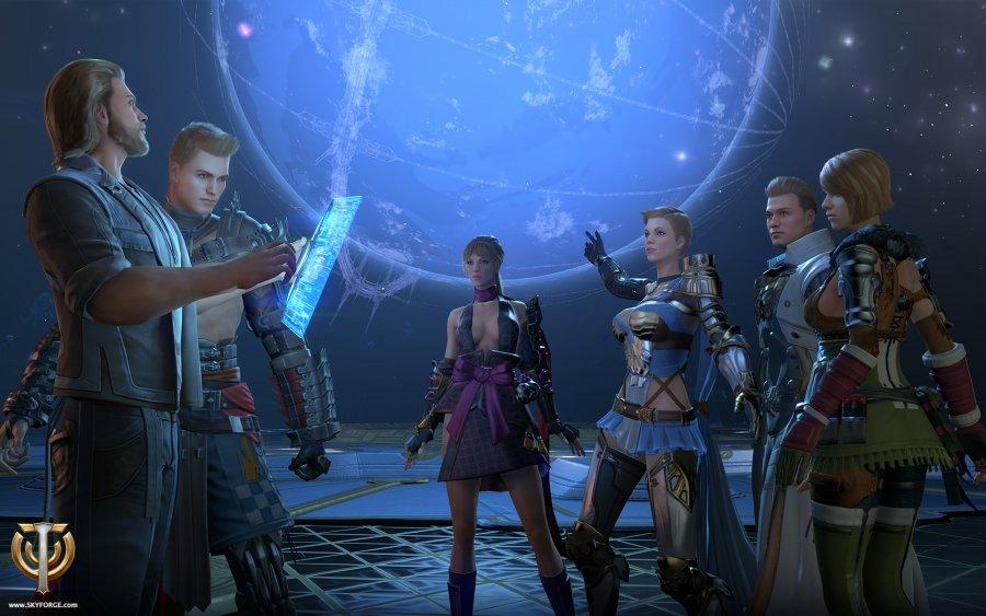 Skyforge: Closed-Beta-Start verzögert, 1 Millionen Spieler sind angemeldet