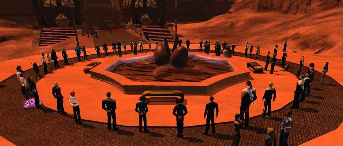 Star Trek Online: Fans und Entwickler trauern um Leonard Nimoy