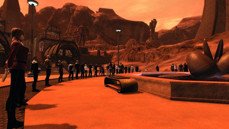 Star Trek Online wird Leonard Nimoy ein Denkmal setzen