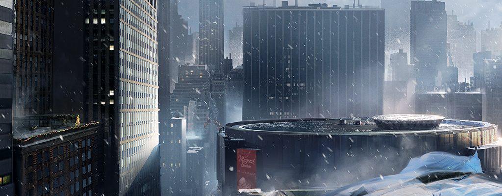 The Division: New York im Januar während der Apokalypse