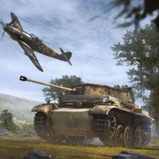 War Thunder Art