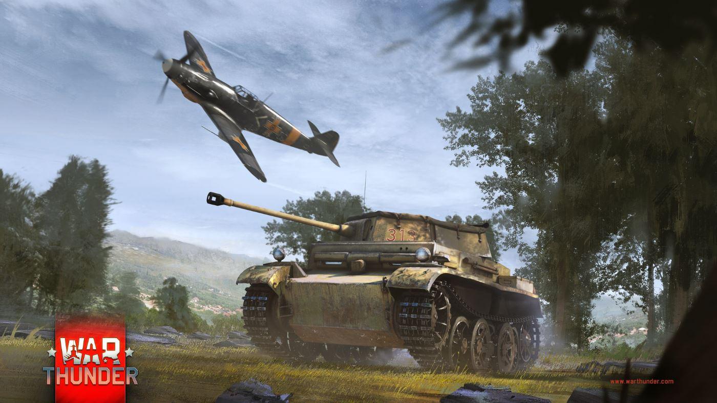 War Thunder fährt die ganz schweren Geschütze auf