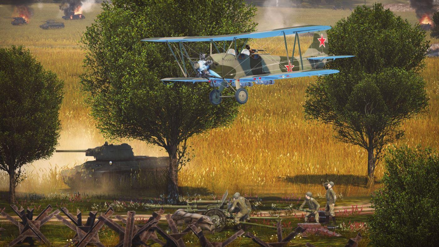 """Free2Play-MMO War Thunder mit Event-Reihe """"Chroniken des Zweiten Weltkriegs"""" und beeindruckendem Kurzfilm"""