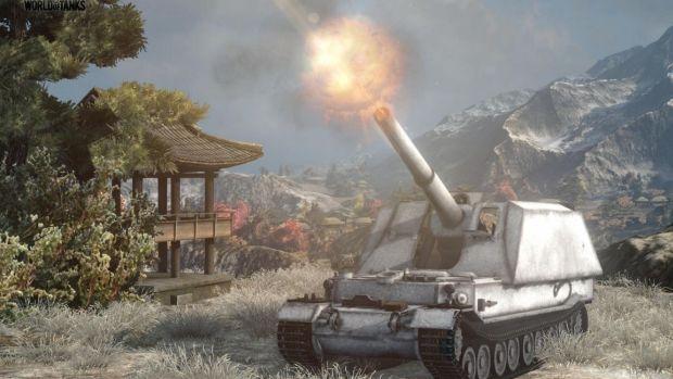 World of Tanks: Die Panzer rollen auf die XBox One