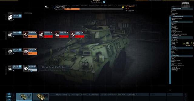 Armored Warfare stellt in Video sein Fortschritts-System vor