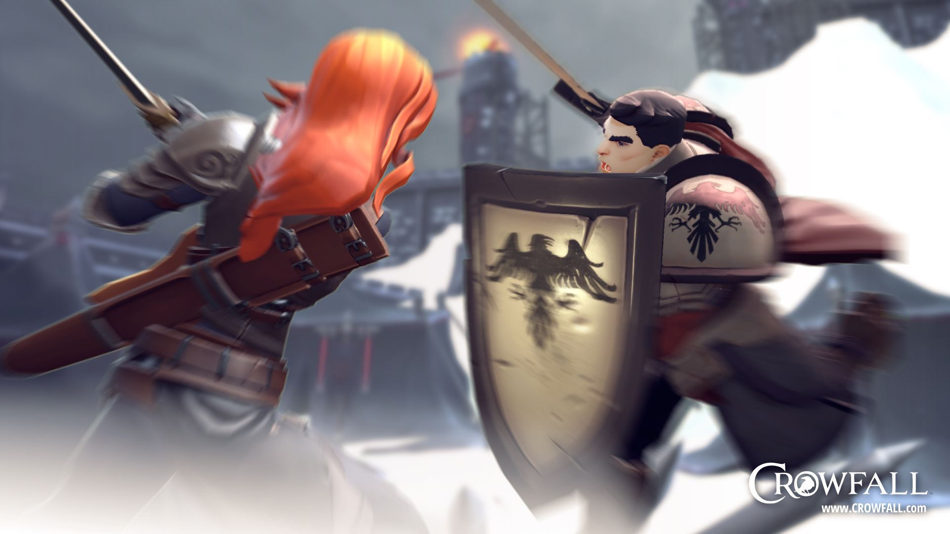 Crowfall: Kickstarter Kampagne knackt die 1 Million Dollar Marke