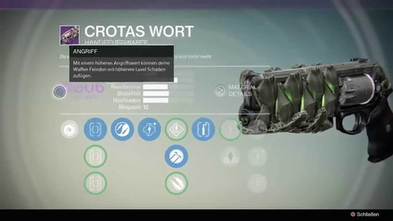 Destiny: Crotas Wort – die neue Schicksalsbringer?