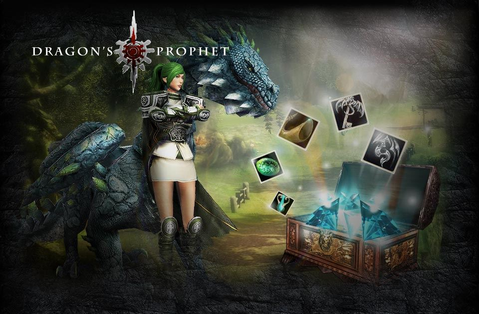 Dragon's Prophet: 20 Starterpakete für das Drachen-MMO zu gewinnen