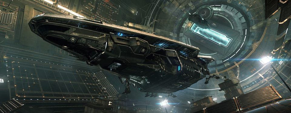 Auf diesen gewaltigen Trägerschiffen könnt Ihr in Elite Dangerous ab Dezember landen