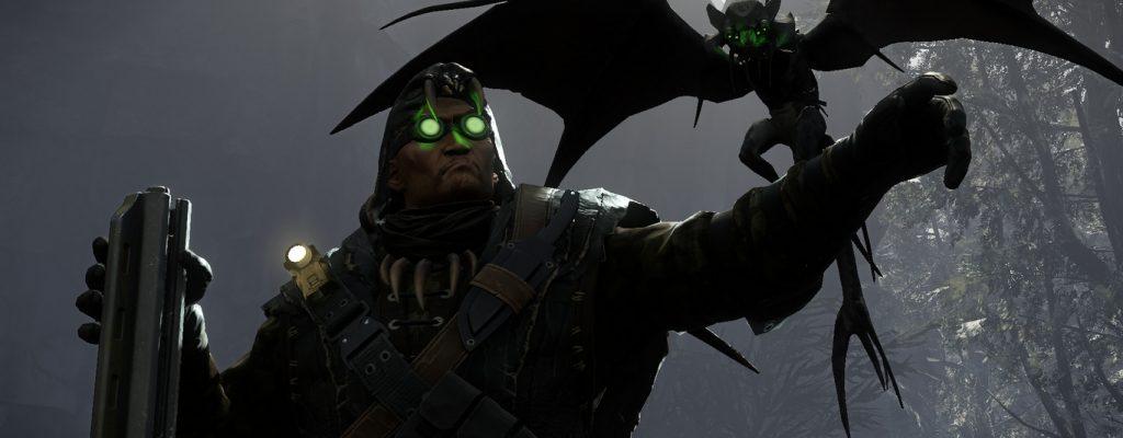 Evolve: Crow, der neue Trapper, hat kasachische Wurzeln, einzigartigen Killer-Instinkt