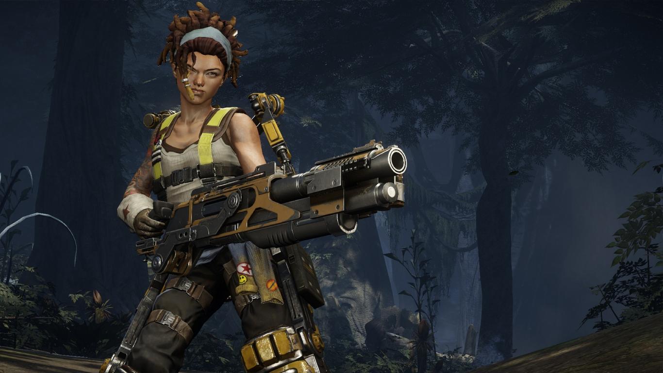 Evolve: Neue Jäger Sunny, Slim, Torvald zu stark, Monster Behemoth zu schwach – Hotfix angekündigt