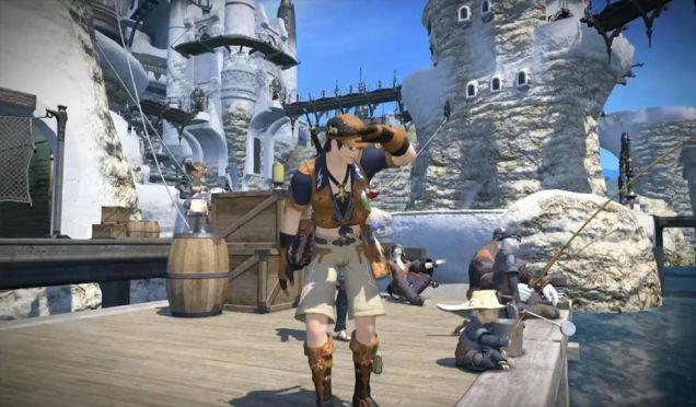 Final Fantasy XIV: Video zeigt, was neu mit Heavensward kommt und die Reaktion des Publikums