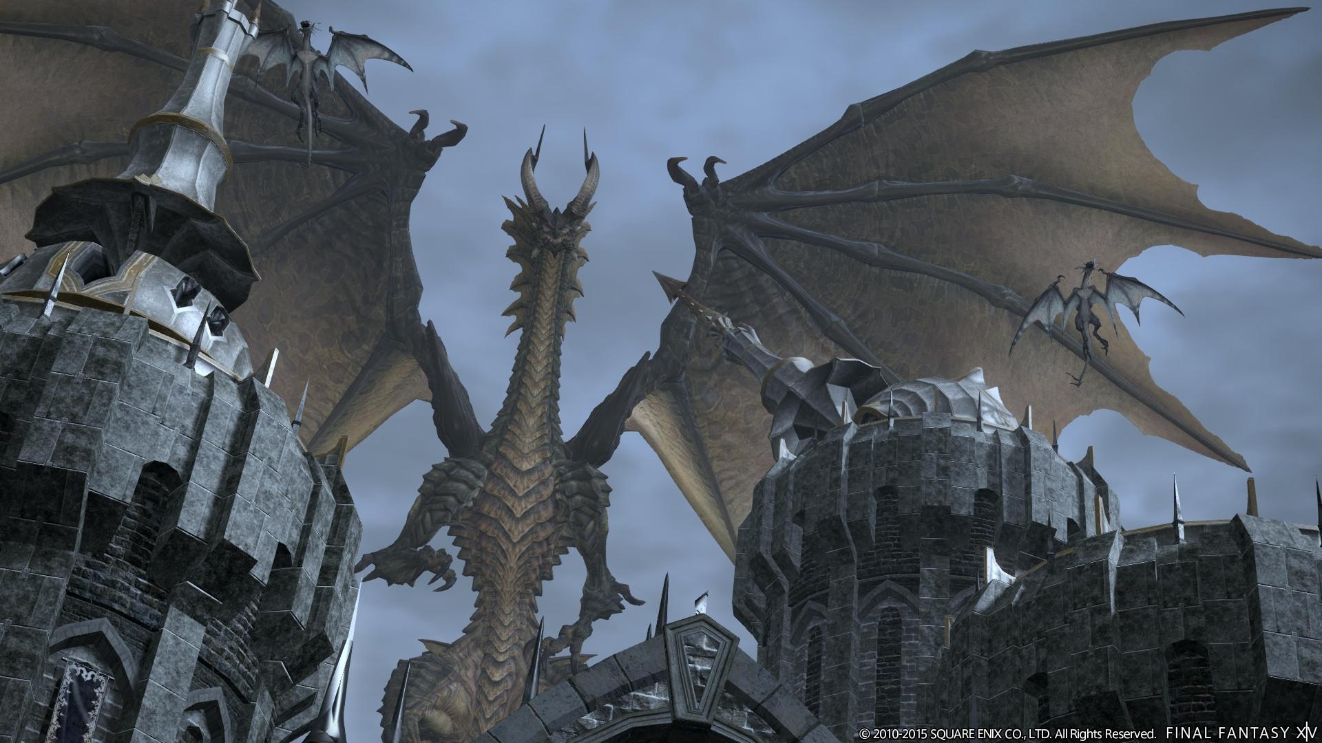 Final Fantasy XIV: Erste Bilder zum letzten Patch vor Heavensward