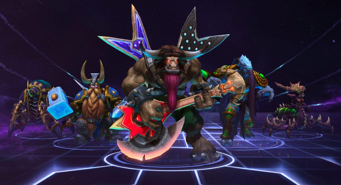 Heroes of the Storm: Nächstes Wochenende gibt's dicke Bonus-XP!